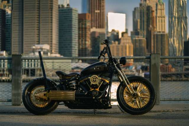 "Game Over Cycle: проект ""New York – Rzeszów Motorcycle"""