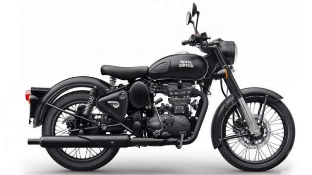 Royal Enfield Bullet 500 обновили