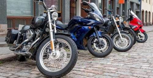 The motorcycle market in Ukraine grew by 76% in 2018