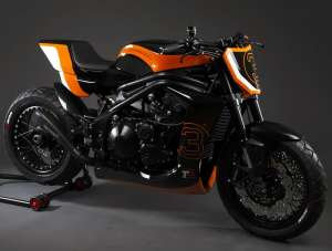 Associated British Motorcycles: кастомы Gemini Indianapolis и Gemini Naked на базе кастом Triumph Speed Triple
